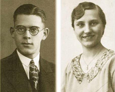 Walter und Luise Howahrde